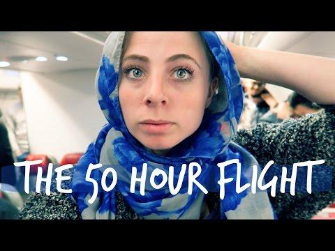 the 50 hour flight