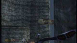 turok dinosaur hunter n64 playthrough level 4 the ruins part 1