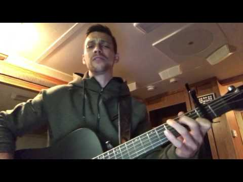 Machine Gun Kelly - Kiss The Sky (Acoustic Cover)
