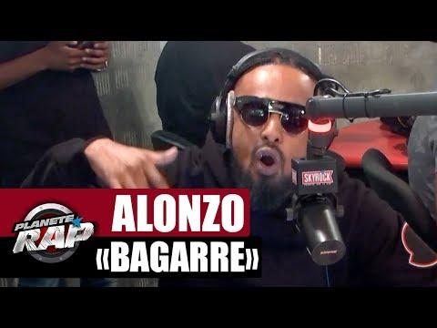 """Alonzo """"Bagarre"""" #PlanèteRap"""