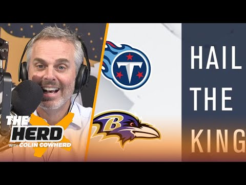 Colin Cowherd plays the 3-Word Game after NFL Week 11   NFL   THE HERD