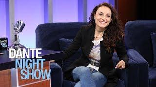 Marimar Vega, talentosa y versátil actriz de teatro, cine y televisión - Dante Night Show
