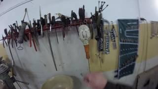 Замена воздушного и салонного фильтров Черри Тиго