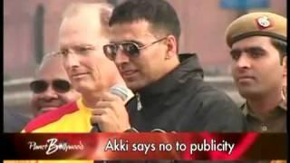 Akshay Kumar got Chandni Chowk to China posters removed
