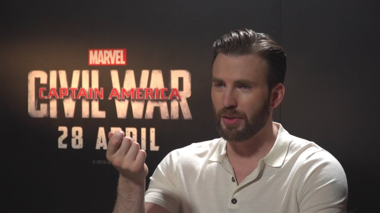 Captain America Chris Evans Spills On The One Question He Dislikes