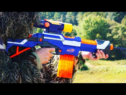 Nerf Squad 19: Fire Support