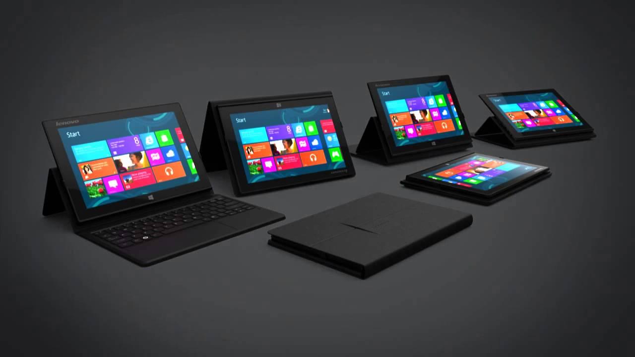 Lenovo Miix 3 8 tablet bemutató videó - YouTube