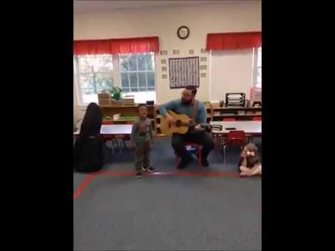 Apple's Got Talent: Music Enrichment at Apple Montessori
