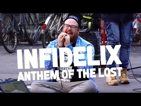 Infidelix - Anthem of the Lost (Live | Warschauer Straße) Rap and Act 2017 Mp3