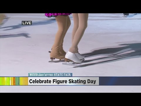Celebrate Figure Skating Today At The State Fair