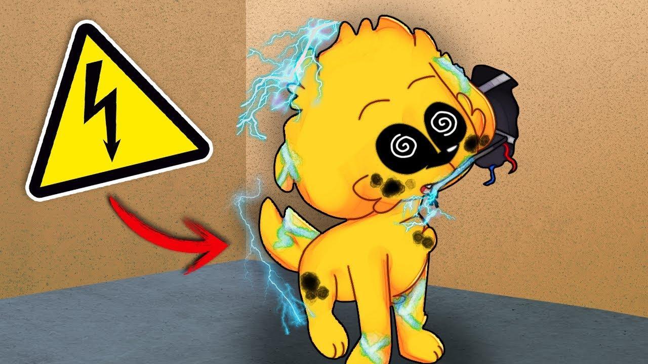 mikecrack-se-electrocuta-por-morder-un-cable-mikecrack-doblando-perros-6