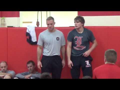 Lowell Coach RJ Boudro Post-Practice Speech