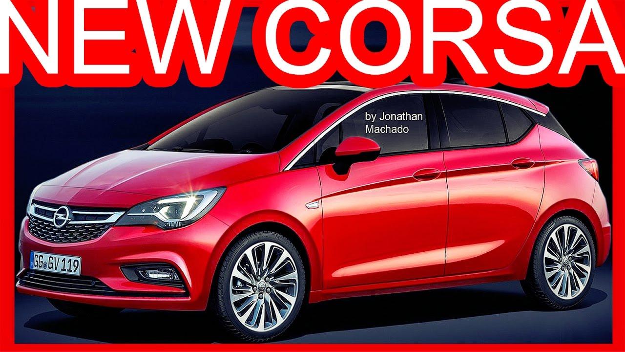 Photoshop New 2020 Opel Corsa Peugeot 208 Platform Opel