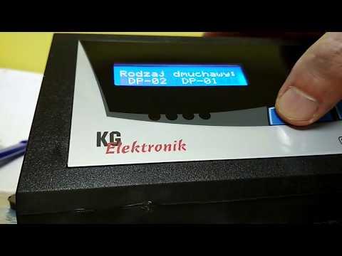 SP-05 LCD KG Elektronik