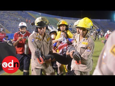 Shocking Honduras Football Riots Leave Four Dead