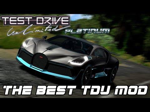 THE BEST TEST DRIVE UNLIMITED MOD. - Test Drive Unlimited Platinum (Mod Showcase)