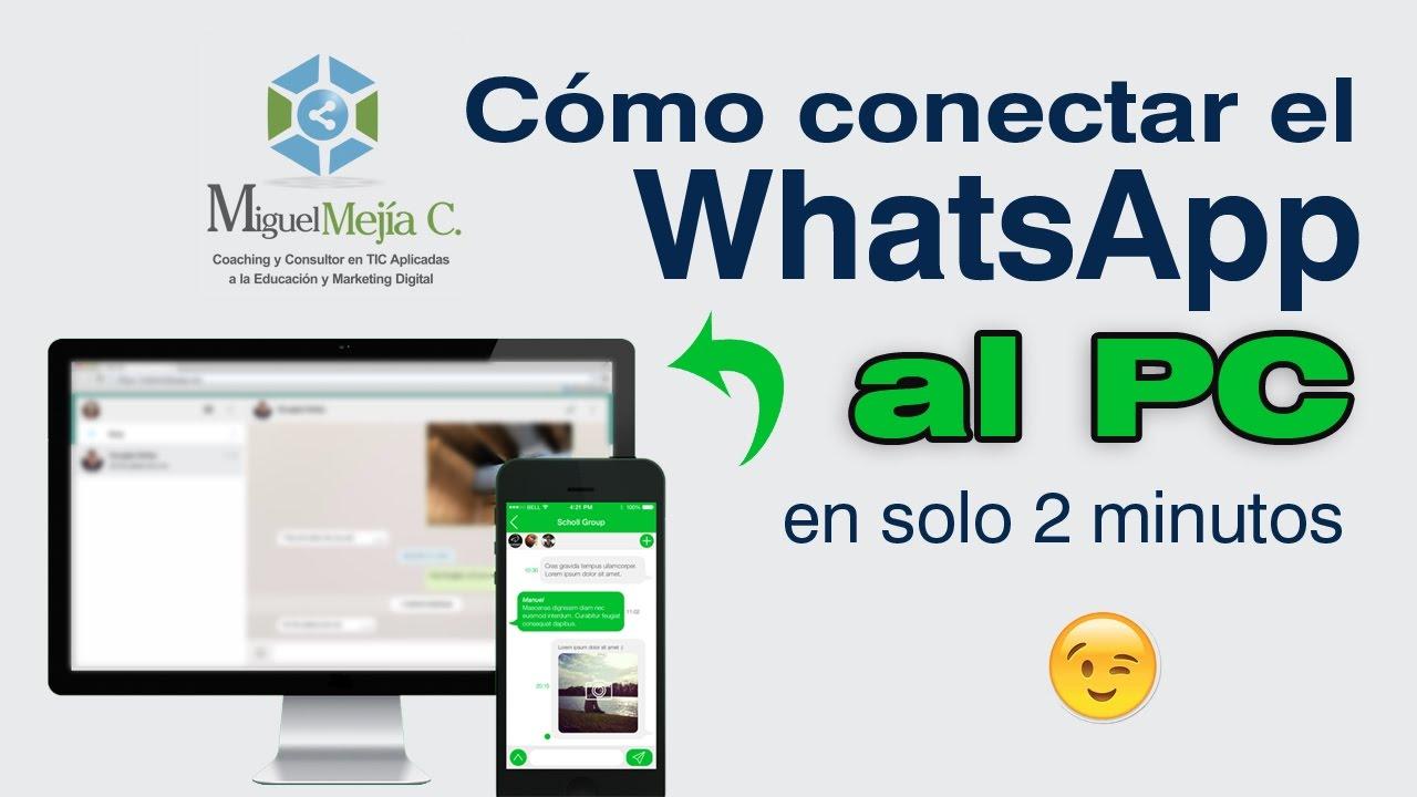 mi whatsapp no se conecta