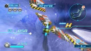 Sonic Riders Zero Gravity (Wii) Survival Relay All Tracks