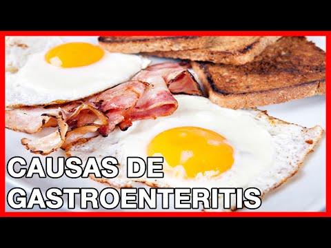 Gastroenteritis, Sintomas, Tratamiento, Cura y Remedios