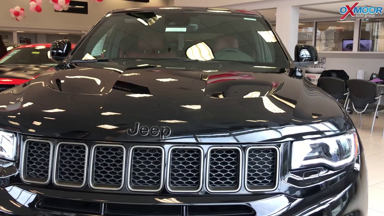 2018 grand cherokee trackhawk supercharged for sale at oxmoor chrysler in louisville ky 40222. Black Bedroom Furniture Sets. Home Design Ideas