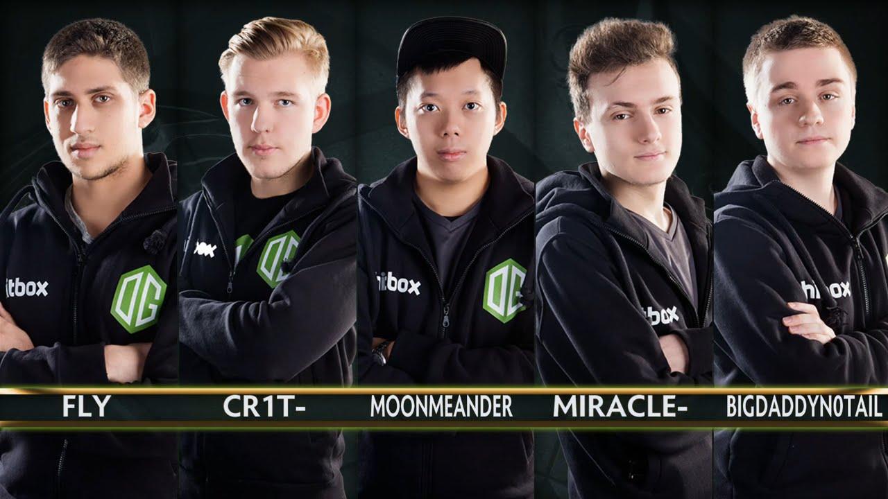 Hasil gambar untuk team OG