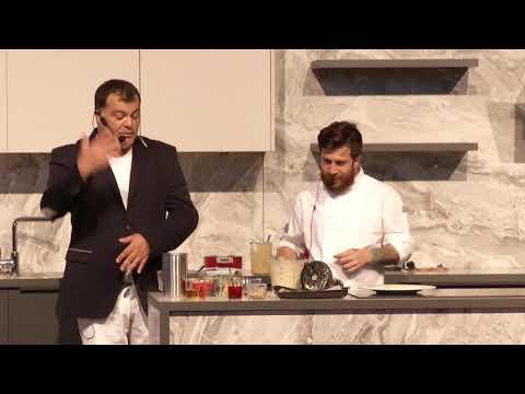 Michelin Yıldızlı Şef Yağız Yektar Yılmaz Gastro Entertainment İstanbul'da