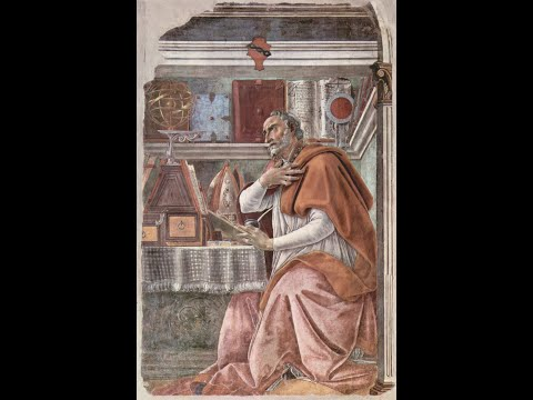 A Short Biography of St. Augustine