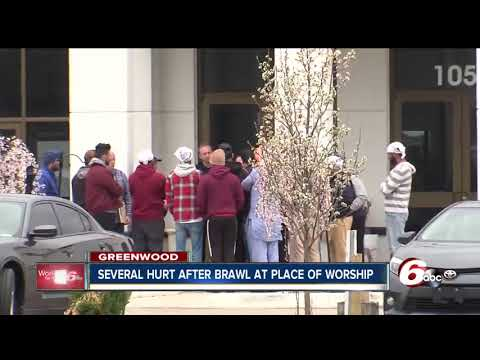 Large fight at Sikh temple in Greenwood leaves multiple people injured