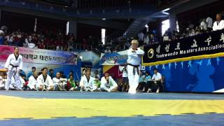Pyongwon  2012 Hanmadang Senior III   David Turgeon USA