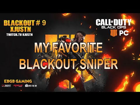 MY NEW FAVORITE BLACKOUT SNIPER??