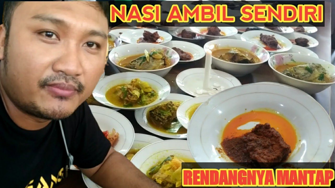 Download NASI PADANG MURAH KOTA KEDIRI - MODEL PRASMANAN RASA MANTAP