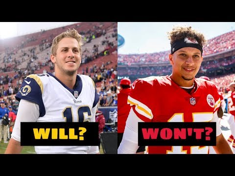 Open Mike - Thought-Provoking Daily Poll: Which NFL QB will be the next to cash in?