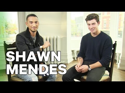 Shawn Mendes talks ILLUMINATE with Carlos