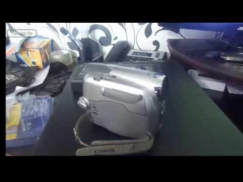 Как записать фильм на видеомагнитофон Фото и видеотехника