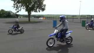 Hubin Racing School - Stages Moto - Initiation - Compétition
