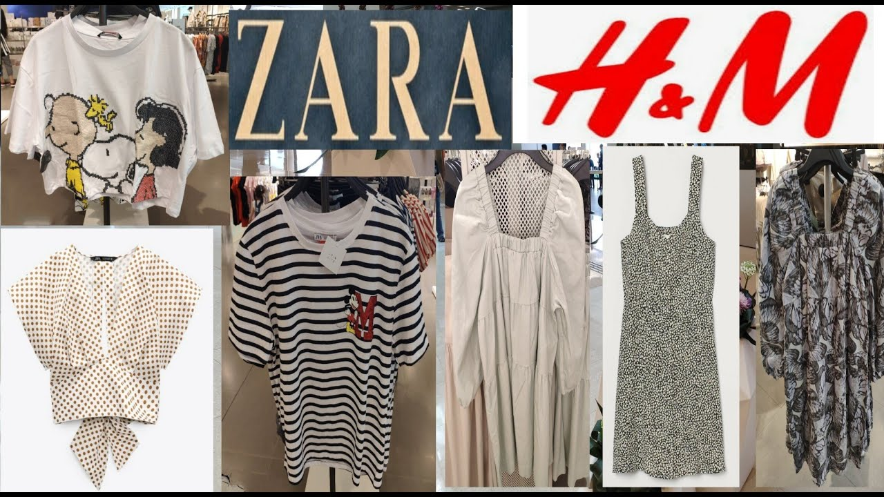 ZARA AND H&M New Collection May 2021 | Women's Clothes~Spring-Summer