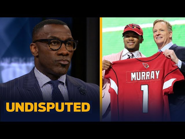 Kyler Murray is 'overhyped' and wont meet expectations – Shannon Sharpe | NFL | UNDISPUTED