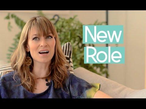 Kat Stewart: New Role As A Kinder Mum