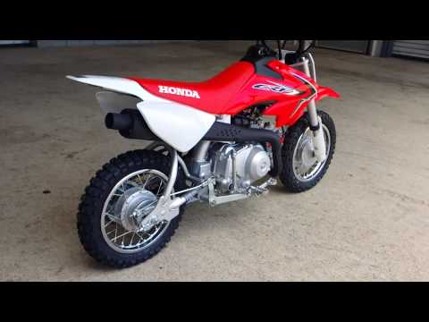 Honda crf50f 2016 honda crf110f 2016 honda crf125f for Honda crf110f top speed