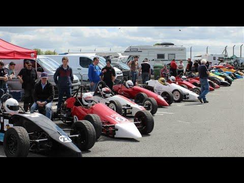Irish Formula Vee 2015 - Round 6 - Mondello International 'A Race'