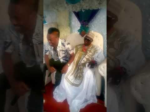 Nana Agbazor In Action