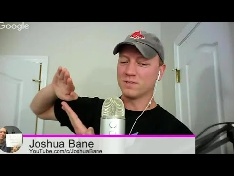 Saturday Morning With a Side Tech. (EP3) Joshua Bane is in the house