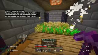 Minecraft Hard Survival New Base Complete? Come play 50likes=giveaway
