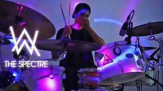 Download THE SPECTRE - Alan Walker | Drum Cover *Bateria*