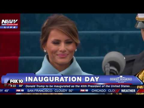 FNN: The New First Lady Of The United States - Melania Trump