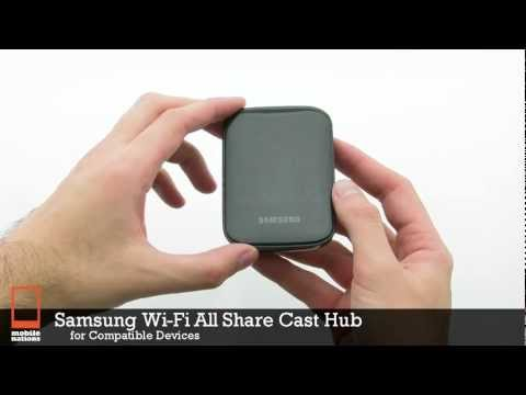 Samsung Wi-Fi All Share Cast Hub for Galaxy Note 2, Galaxy S3