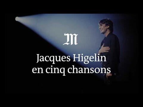 Jacques Higelin en cinq chansons