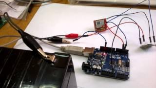 Подключение GSM модуля SIM800L к Arduino Video