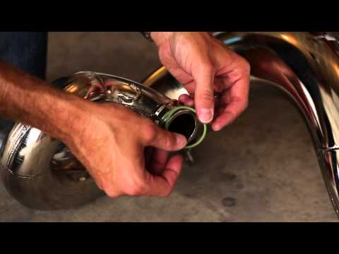 KTM 300 XCW 2 Stroke Pipe Installation Tutorial - Pro Circuit Platinum 2