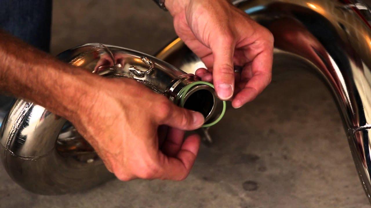 ktm 300 xcw 2 stroke pipe installation tutorial pro circuit platinum 2 [ 1280 x 720 Pixel ]